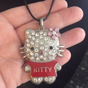 """Adorable """"Kitty"""" Necklace !"""